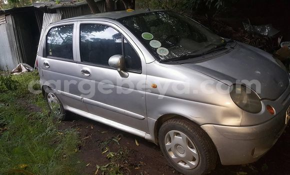 Buy Used Daewoo Matiz Silver Car in Addis Ababa in Ethiopia
