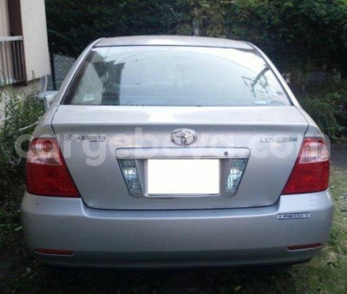 Buy Used Toyota Corolla Silver Car In Addis Ababa In Ethiopia