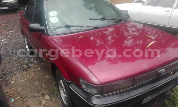 Buy Used Toyota Corolla Red Car in Addis Ababa in Ethiopia