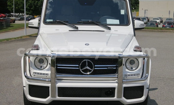 Buy Used Mercedes‒Benz GL-Class White Car in Addis Ababa in Ethiopia