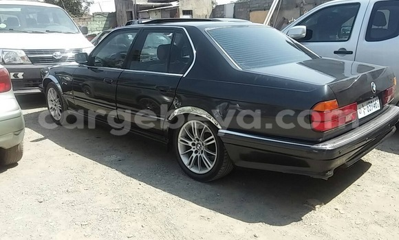 Buy Used BMW 5-Series Black Car in Addis Ababa in Ethiopia