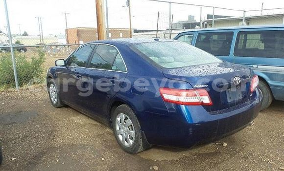 Buy Used Toyota Camry Blue Car in Addis–Ababa in Ethiopia