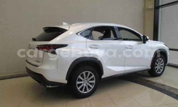 Buy Used Lexus NX 200T White Car in Addis Ababa in Ethiopia