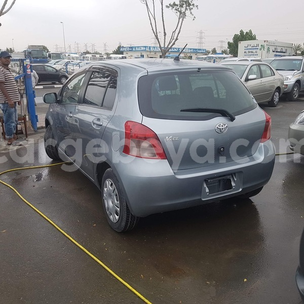 Buy Used Toyota Yaris Silver Car in Addis–Ababa in Ethiopia - CarGebeya