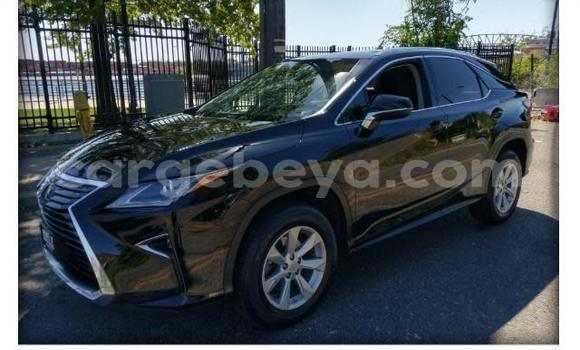 Buy Used Lexus RX 350 Black Car in Addis Ababa in Ethiopia