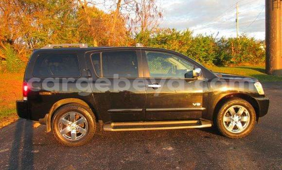 Buy Used Nissan Armada Black Car in Addis–Ababa in Ethiopia