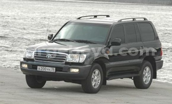 Buy Used Toyota Land Cruiser Black Car in Addis Ababa in Ethiopia