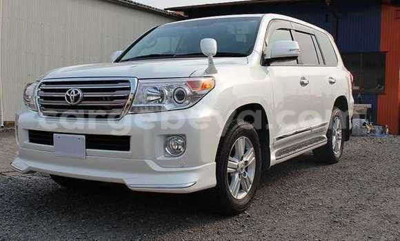 Buy New Toyota Land Cruiser Black Car in Addis–Ababa in Ethiopia