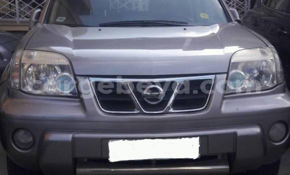 Buy Used Nissan X–Trail Silver Car in Addis–Ababa in Ethiopia