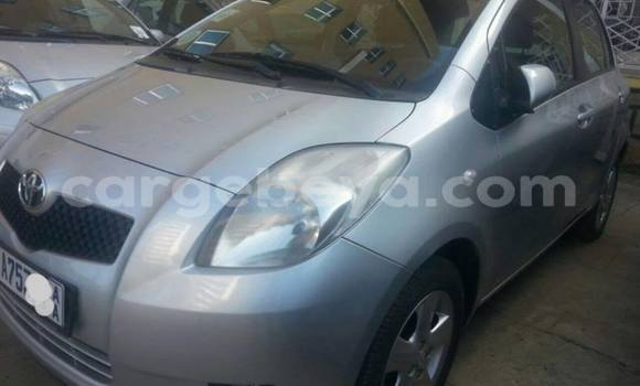 Buy Used Toyota Yaris Silver Car in Addis Ababa in Ethiopia