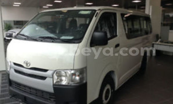 Buy New Toyota Hiace White Car in Addis Ababa in Ethiopia