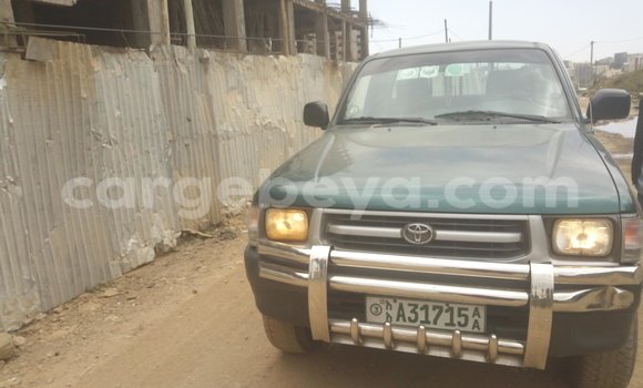 Buy Used Toyota Pickup Other Car in Addis Ababa in Ethiopia