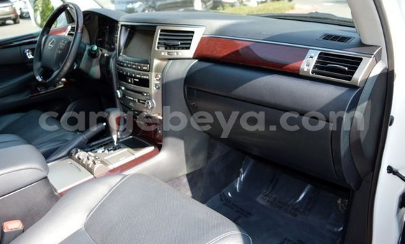 Buy Used Lexus LX 570 White Car in Ziway in Ethiopia