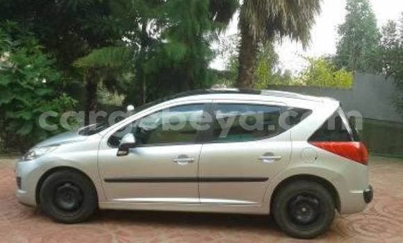 Buy Used Peugeot 106 Silver Car in Addis Ababa in Ethiopia