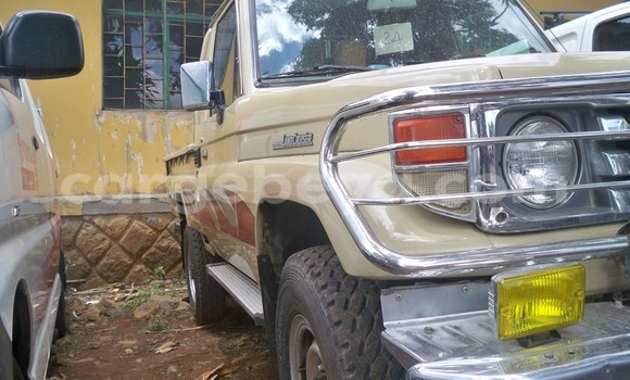 Buy Used Toyota Land Cruiser Other Car in Addis–Ababa in Ethiopia