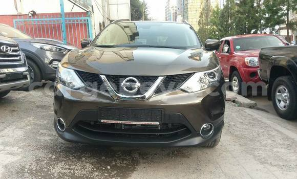Buy New Nissan Qashqai Brown Car in Addis–Ababa in Ethiopia