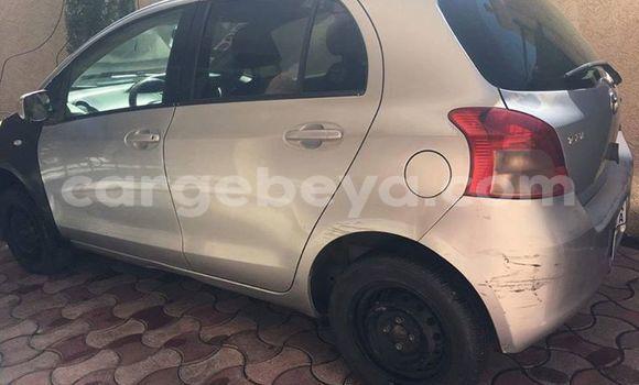 Buy Used Toyota Yaris Silver Car in Mekele in Ethiopia
