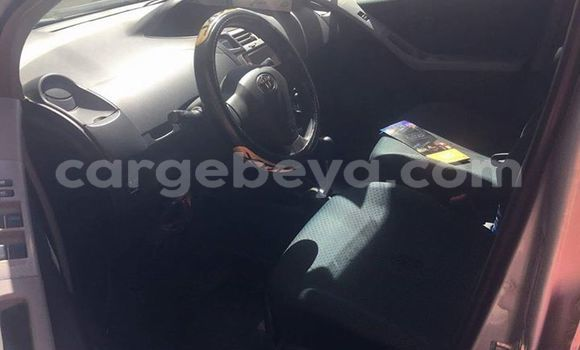 Buy Used Toyota Yaris Silver Car in Mekele in Ethiopia