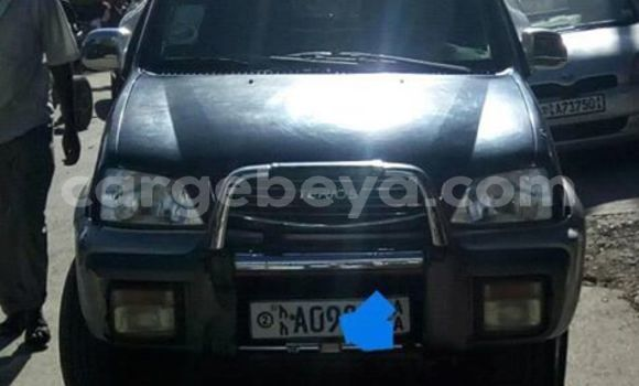 Buy Used Daihatsu Teriose Blue Car in Mekele in Ethiopia