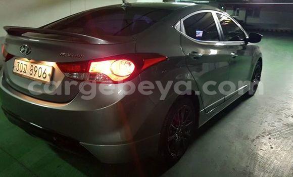 Buy Used Hyundai Elantra Silver Car in Mekele in Ethiopia