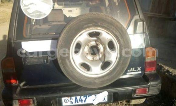 Buy Used Suzuki Vitara Black Car in Mekele in Ethiopia