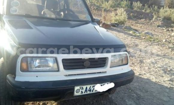 Buy Used Suzuki Vitara Black Car in Mekele in Ethiopia