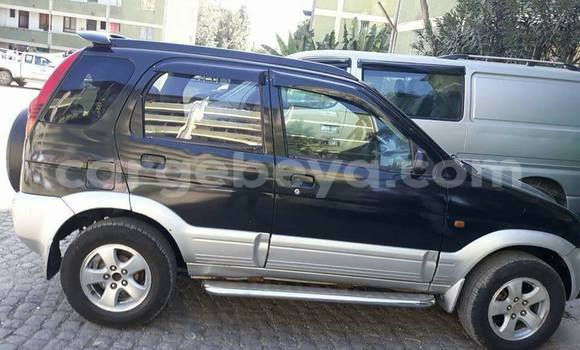 Buy Used Daihatsu Teriose Blue Car in Mekele in Ethiopia