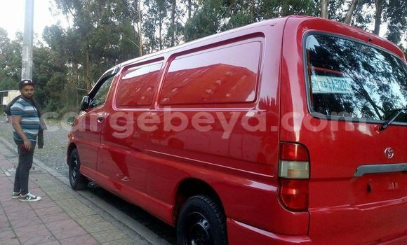 Buy Used Toyota Dolphin Red Car in Mekele in Ethiopia
