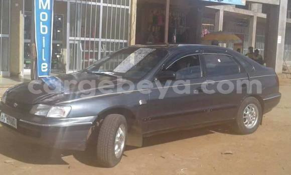 Buy Used Toyota Carina Black Car in Mekele in Ethiopia