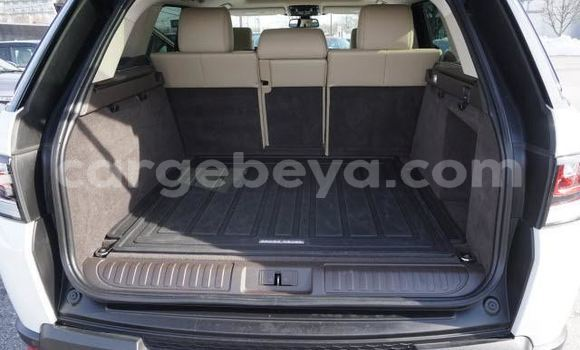 Buy Used Land Rover Range Rover White Car in Harar in Ethiopia