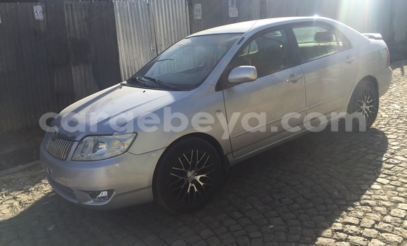 Buy New Toyota Corolla Black Car in Addis–Ababa in Ethiopia