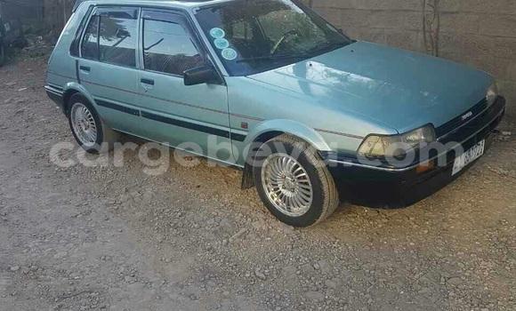 Buy Used Toyota Corolla Green Car in Addis–Ababa in Ethiopia