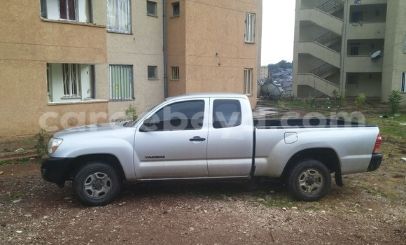 Buy Used Toyota Tacoma Silver Car in Addis–Ababa in Ethiopia