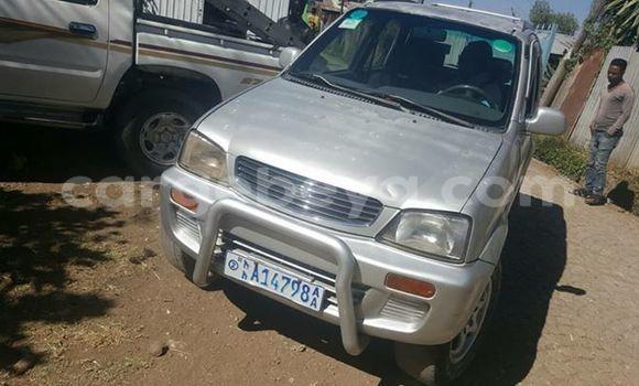 Buy Used Daihatsu Teriose Silver Car in Addis–Ababa in Ethiopia