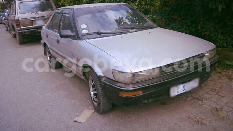 Buy Used Toyota Carina Silver Car In Addis Ababa In Ethiopia Cargebeya