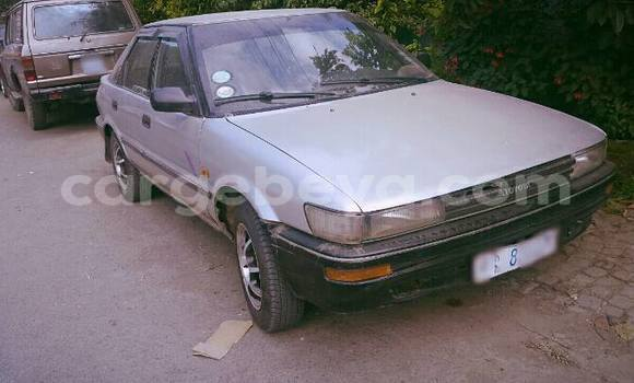 Buy Used Toyota Carina Silver Car in Addis–Ababa in Ethiopia