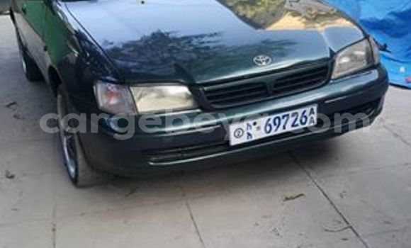Buy Used Toyota Carina Green Car in Addis–Ababa in Ethiopia