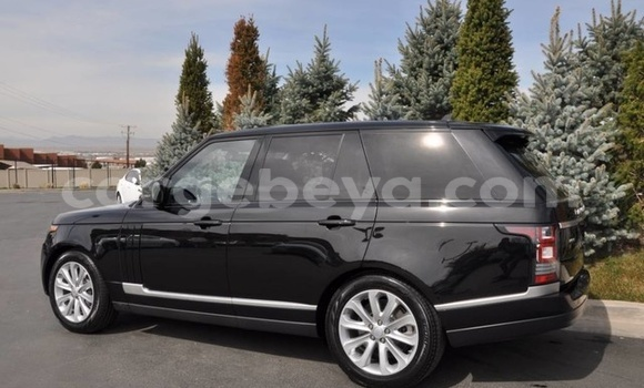 Buy Used Land Rover Range Rover Black Car in Addis–Ababa in Ethiopia