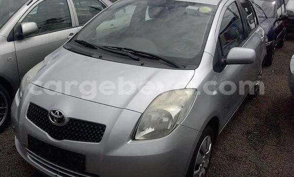 Buy New Toyota Yaris Silver Car in Addis–Ababa in Ethiopia