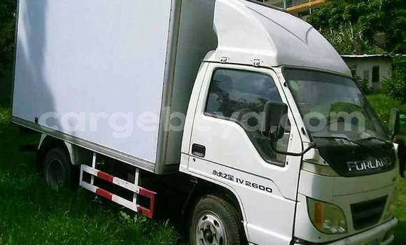 Buy Used Foton Forland White Truck in Addis–Ababa in Ethiopia