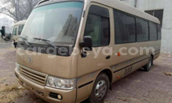 Buy Used Toyota Coaster Beige Truck in Addis–Ababa in Ethiopia