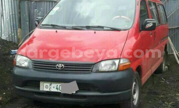 Buy Used Toyota Dolphin Red Car in Addis–Ababa in Ethiopia
