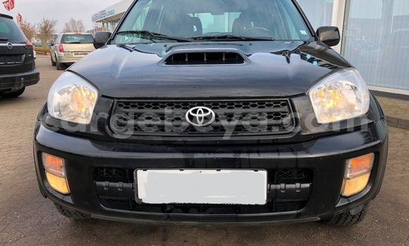 Acheter Occasion Voiture Toyota RAV4 Noir à Addis Ababa, Ethiopie