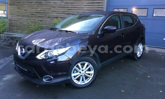 Buy Used Nissan Qashqai Blue Car in Addis–Ababa in Ethiopia