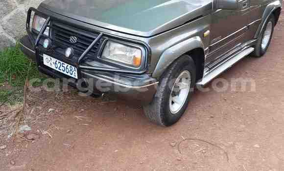 Buy Used Suzuki Vitara Beige Car in Addis–Ababa in Ethiopia