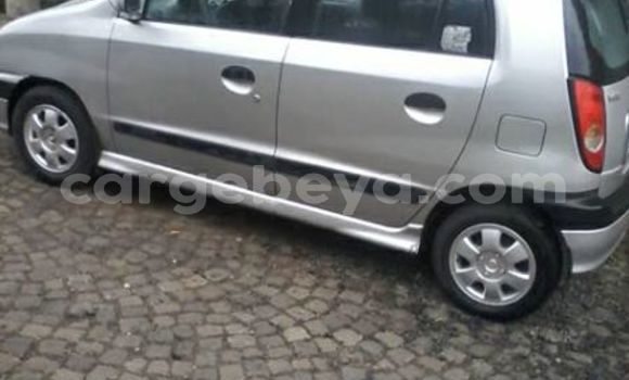 Buy Used Hyundai Atoz Silver Car in Addis–Ababa in Ethiopia