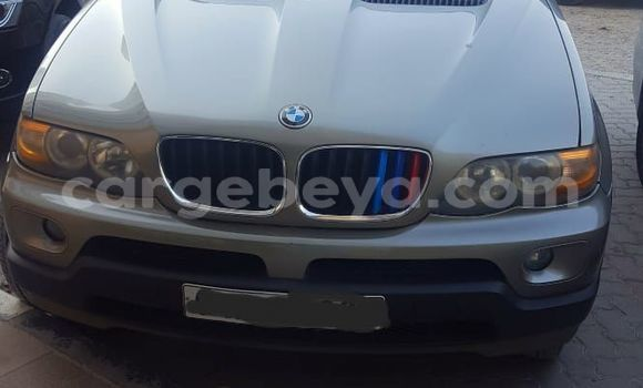Buy Used BMW X5 Silver Car in Addis–Ababa in Ethiopia
