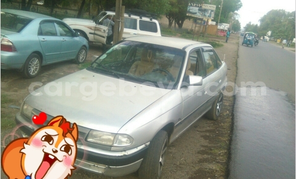 Buy Used Opel Astra Silver Car in Addis–Ababa in Ethiopia