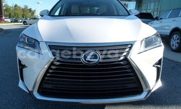 Buy Used Lexus RX 350 White Car in Addis–Ababa in Ethiopia