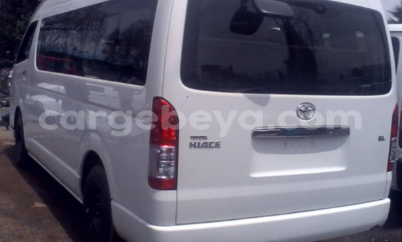 Buy New Toyota Hiace White Car in Addis–Ababa in Ethiopia